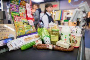 Palygino pusmečio kainas: pigo daržovės, varškės produktai ir miltai
