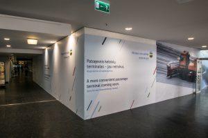 Vilniaus oro uostas atsinaujina: keleivių lauks malonios naujovės