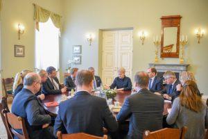 D. Grybauskaitė: Baltijos ir Šiaurės šalių saugumas – nedalomas