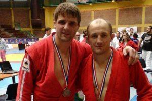 Pasaulio sambo čempionate – bronzos medalis