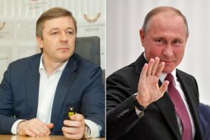 Tyrimas: R. Karbauskio verslas perka trąšas iš V. Putino draugo fabriko