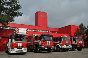 Marijampolės ugniagesiai turės geras darbo sąlygas