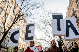 Stringa ES ir Kanados laisvosios prekybos sutarties ratifikavimas