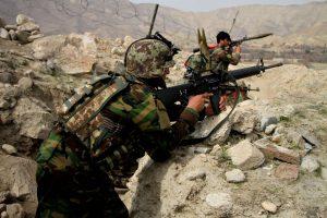 "Afganistane nukautas vienas teroristų tinklo ""al Qaeda"" vadeivų"