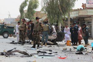 Afganistane sprogus pakelės bombai žuvo aštuoni vaikai