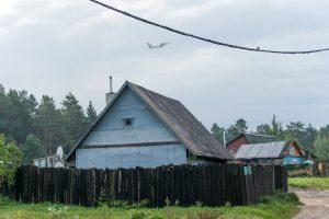 Netoli taboro – dar vienas lavonas