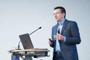 Profesorius V. Šikšnys: nuožmių ligų išgydymas – tik laiko klausimas