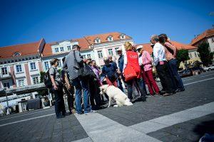 Vilniečiams – sėkmingiausių turizmo ambasadorių nominacija