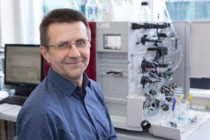 Prof. V. Šikšnys: Lietuva gali žaisti aukščiausioje mokslo lygoje