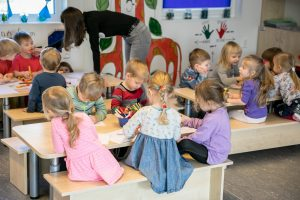 Vilniaus valdžia žada, kad šį rudenį į darželius pateks visi 3–7 metų vaikai