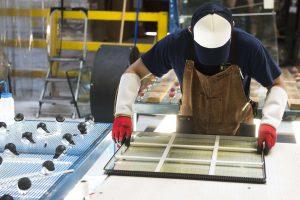 Alytuje atidaroma 9,2 mln. eurų vertės stiklo paketų gamykla