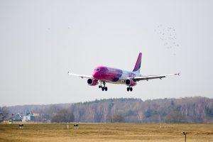 """""""Wizz Air"""" vienai dienai bilietų kainą sumažino 20 proc."""