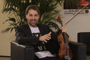 Lietuviams – išskirtinis pasaulinio garso smuikininko D. Garretto interviu