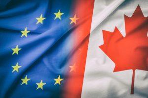 Lietuva viltingai vertina ES laisvosios prekybos sutartį su Kanada