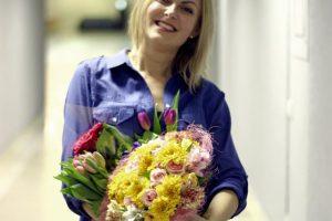 E. Jackaitė 42-ąjį gimtadienį sutiko piligriminėje kelionėje