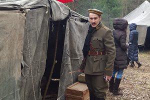 Kuriamas istorinis TV serialas apie vasario 16-osios Nepriklausomybės aktą