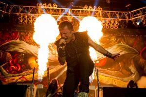 """""""Iron Maiden"""" koncerto laukiantis M. Mikutavičius: dėl grupės perskaičiau Bibliją"""
