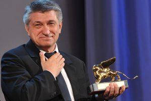 Lietuvoje lankosi garsusis kino režisierius A. Sokurovas