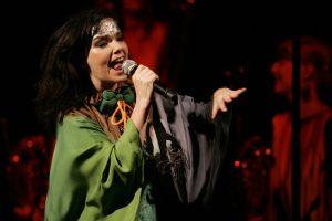 Sostinės Islandijos gatvėje iškils skulptūra dainininkei Björk