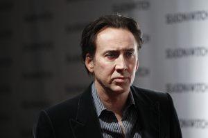 Byra trečioji aktoriaus N. Cage'o santuoka