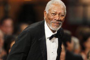 M. Freemanas gaus dar vieną apdovanojimą už gyvenimo pasiekimus