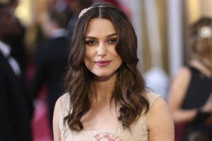 """K. Knightley tapo """"Chanel"""" juvelyrinių dirbinių reklamos veidu"""