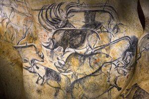Įspūdingiems olų piešiniams Prancūzijoje – daugiau kaip 30 tūkst. metų