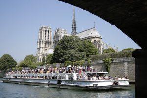 Paryžiaus Senos upės zonos taps pėsčiųjų rojumi
