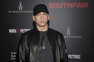 Eminemas sugrįžo su žodžių ataka prieš D. Trumpą