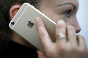"""""""Apple"""" išleido naują operacinę sistemą """"iOS 10"""""""