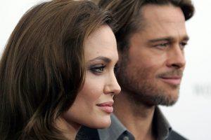 Besiskiriantys A. Jolie ir B. Pittas susitarė dėl vaikų globos