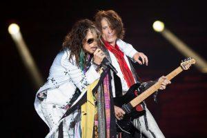 """""""Aerosmith"""" surengs atsisveikinimo gastroles Europoje"""