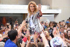 Dainininkė C. Dion išleidžia pirmąjį albumą po savo vyro mirties