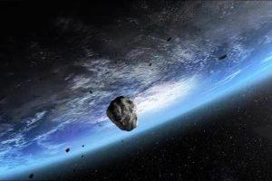 Pro Žemę praskriejo nežinomas grėsmingas asteroidas