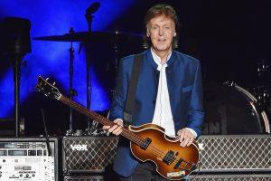 74-erių P. McCartney: jau gal ateina laikas ir man aprimti