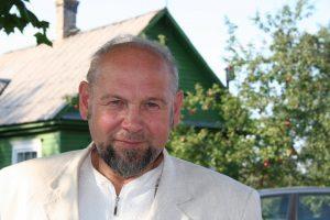 E. Malūkas romaną apie Vytautą Didįjį rašė 7 metus