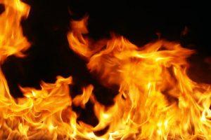 Mažeikiuose degęs butas užgesintas, žmogus išgelbėtas