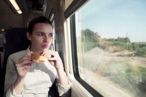 Portugalijos traukinių vėlavimo prevencija – keleiviai raginami pusryčiauti