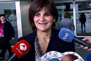 Ispanijoje 62-ejų moteris trečiąkart tapo mama