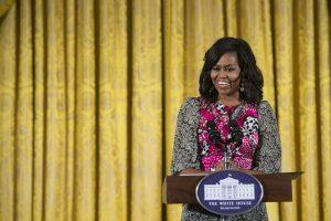 M. Obama: iš Baltųjų rūmų – į televizijos virtuvę