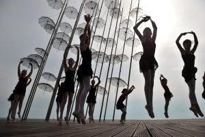 Londono šokio festivalio avantiūra – neatskleisti choreografų vardų