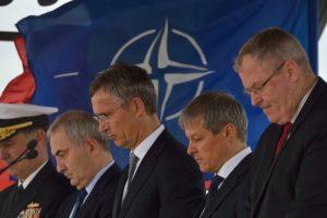 NATO skydas - nuo Grenlandijos iki Azorų