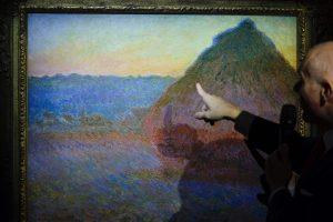 C. Monet paveikslas aukcione parduotas už 81,4 mln. dolerių