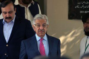 """""""Antimi"""" patikėjęs Pakistano ministras pagrasino Izraeliui branduoliniu ginklu"""