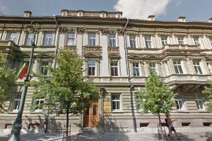 Teisėsaugos prašoma tirti NŽT vadovo D. Kuprio veiklą