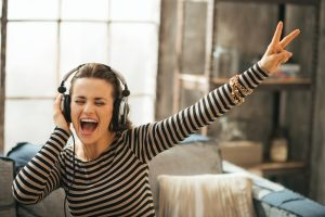 Muzika didina produktyvumą – svarbu pasirinkti tinkamą