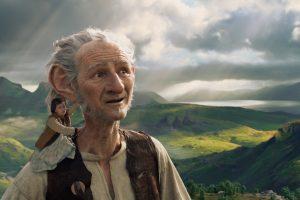 S. Spielbergas pristato 25 metus kurtus Didžiojo Gerulio Milžino nuotykius