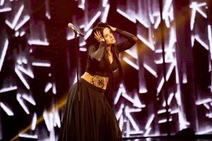 """""""Eurovizija"""" tęsiasi: užkulisiuose – aistros dėl drabužių"""