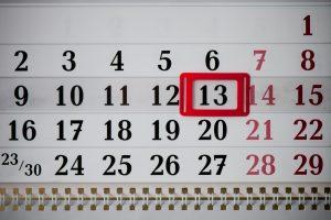 Kodėl kalendoriuje ypatingos datos žymimos raudona spalva?