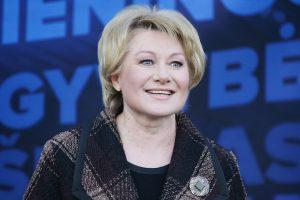 Po didelės gėdos dozės R. Jokubauskaitė sugrįžta į televiziją
